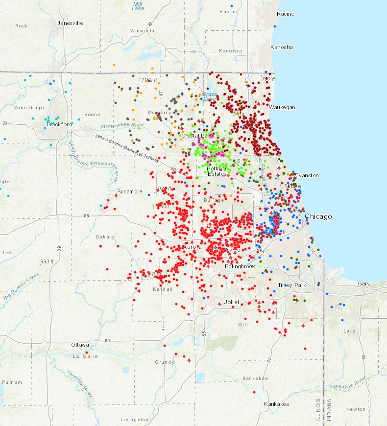 Introducing a New Affiliate of The Conservation Foundation- Chicago Living Corridors