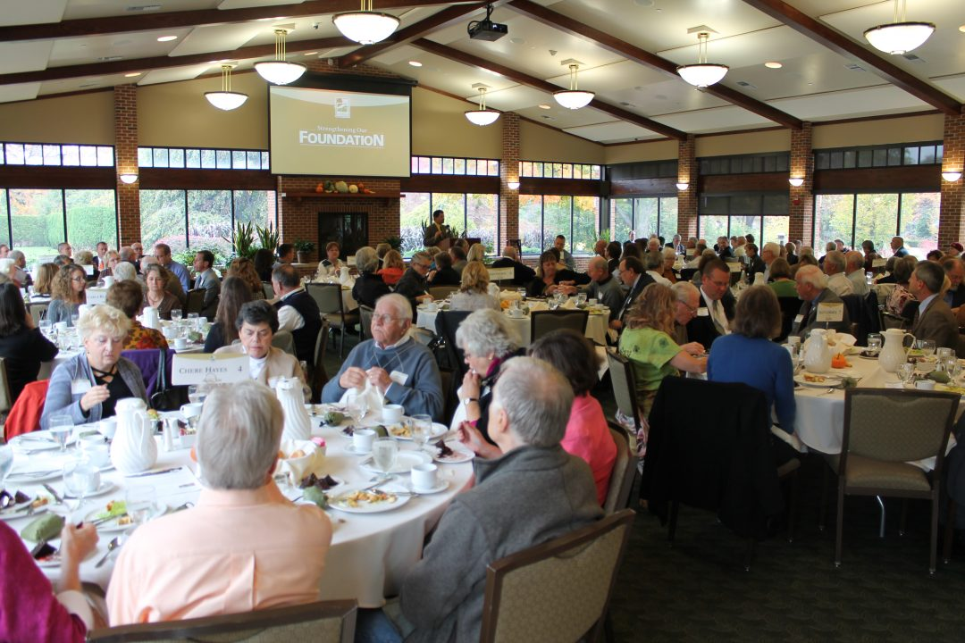 Strengthening Our Foundation Luncheon