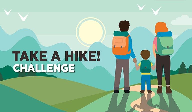 Take A Hike Program Beginning This Fall!