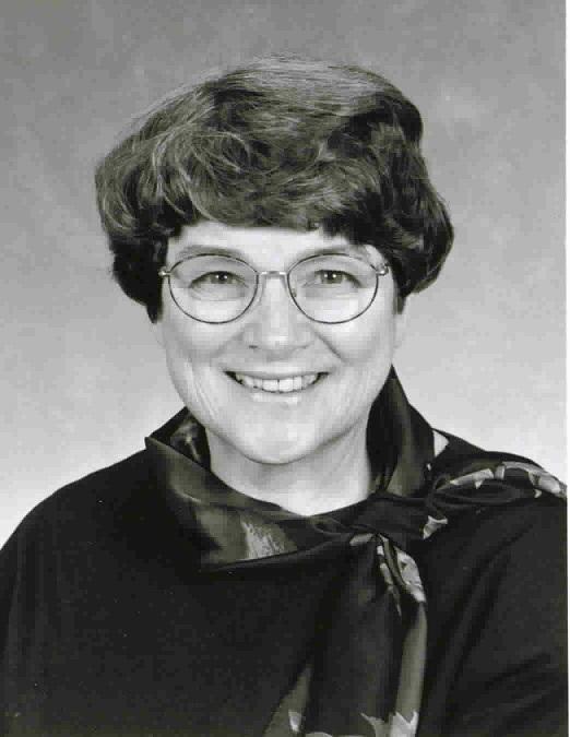 Betty Bradshaw Black and White