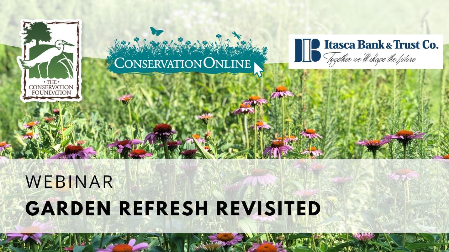 Garden Refresh Revisited webinar banner