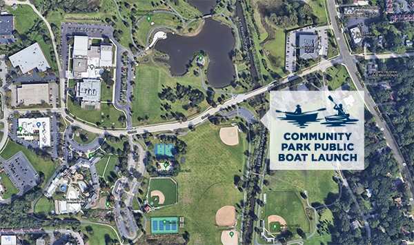 New Canoe Launch for Lisle Park District